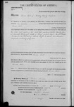 000162, US Land Patent, T28S, R14E, Thomas Flint, Feb. 1, 1862, and BLM Land Patent Detail Sheet