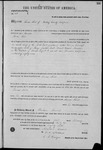000165, US Land Patent, T28S, R14E, Thomas Flint, Feb. 1, 1862, and BLM Land Patent Detail Sheet