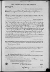 002335, US Land Patent, T28S, R14E, Benjamin Flint, May 20, 1870, and BLM Land Patent Detail Sheet