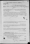 000045, US Land Patent, T28S, R15E, Calvin T. Briggs, Mar. 28, 1861, and BLM Land Patent Detail Sheet