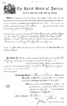 005555, US Land Patent, T28S, R15E, John W. Mayberry, Nov. 5, 18700, Bureau of Land Management