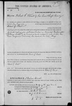 000030, US Land Patent, T28S, R16E, Robert G. Flint, Mar. 28, 1861, and BLM Land Patent Detail Sheet