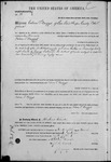 000031, US Land Patent, T28S, R16E, Calvin T. Briggs, Mar. 28, 1861, and BLM Land Patent Detail Sheet