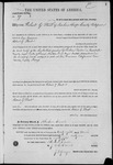 000037, US Land Patent, T28S, R16E, Robert G. Flint, Mar. 26, 1861, and BLM Land Patent Detail Sheet