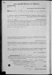 000183, US Land Patent, T28S, R16E, Robert G. Flint, Oct. 1, 1862, and BLM Land Patent Detail Sheet