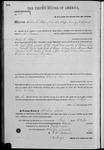 000183, US Land Patent, T28S, R16E, Robert G. Flint, Oct. 1, 1862, and BLM Land Patent Detail Sheet