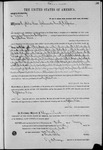 002384, US Land Patent, T28S, R16E, Lyttleton Price, May 10, 1870, and BLM Land Patent Detail Sheet