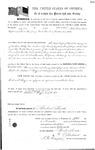 094333, US Land Patent, T28S, R16E, Calvin T. Briggs, John Gillis, Nov. 5, 1862, and BLM Land Patent Detail Sheet