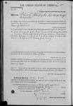 000082, US Land Patent, T28S, R17E, Robert G. Flint, Mar. 28, 1861, and BLM Land Patent Detail Sheet