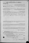 000145.5, US Land Patent, T28S, R17E, John D. Thompson, Oct. 1, 1862, and BLM Land Patent Detail Sheet