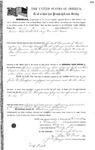 063329, US Land Patent, T28S, R17E, John D. Thompson, Hans A. Ashburn, Colin Lamont, Dec. 20, 1866, and BLM Land Patent Detail Sheet