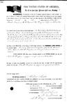 087678, US Land Patent, T28S, R17E, John D. Thompson, John Ryan, Nov. 5, 1862, and BLM Land Patent Detail Sheet