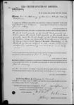002526, US Land Patent, T29S, R11E, Jose D. Nalvaez, Sept. 10, 1870, and BLM Land Patent Detail Sheet