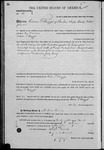 000080, US Land Patent, T29S, R16E, Calvin T. Briggs, Mar. 28, 1861, and BLM Land Patent Detail Sheet