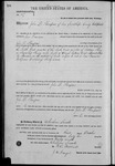 000187, US Land Patent, T29S, R16E, John D. Thompson, Oct. 1, 1862, and BLM Land Patent Detail Sheet