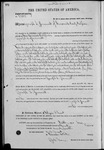 002355, US Land Patent, T29S, R16E, Joseph S. Zumwalt, May 10, 1870, and BLM Land Patent Detail Sheet