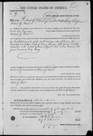 000039, US Land Patent, T29S, R17E, Robert G. Flint, Mar. 28, 1861, and BLM Land Patent Detail Sheet