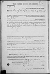 000040, US Land Patent, T29S, R17E, Robert G. Flint, Mar. 28, 1861, and BLM Land Patent Detail Sheet