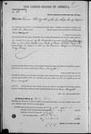 000048, US Land Patent, T29S, R17E, Elvin Mudgett, Mar. 28, 1861, and BLM Land Patent Detail Sheet