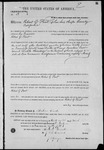 000051, US Land Patent, T29S, R17E, Robert G. Flint, Mar. 28, 1861, and BLM Land Patent Detail Sheet