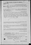 000055, US Land Patent, T29S, R17E, John D. Thompson, Mar. 28, 1861, and BLM Land Patent Detail Sheet