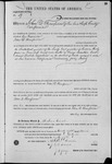 000059, US Land Patent, T29S, R17E, John D. Thompson, Mar. 28, 1861, and BLM Land Patent Detail Sheet
