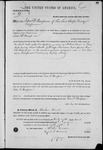 000069, US Land Patent, T29S, R17E, John D. Thompson, Mar. 28, 1861, and BLM Land Patent Detail Sheet