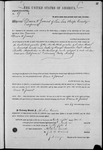 000087, US Land Patent, T29S, R17E, Drura W. James, Mar. 28, 1861, and BLM Land Patent Detail Sheet