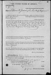 000091, US Land Patent, T29E, R17E, Drura W. James, Mar. 28, 1861, and BLM Land Patent Detail Sheet