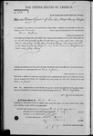 000102, US Land Patent, T29S, R17E, Drura W. James, Mar. 28, 1861, and BLM Land Patent Detail Sheet
