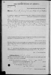 000177, US Land Patent, T29S, R17E, Drura W. James, Oct. 1, 1862, and BLM Land Patent Detail Sheet