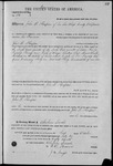 000186, US Land Patent, T29S, R17E, John D. Thompson, Oct. 1, 1862, and BLM Land Patent Detail Sheet