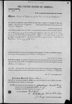 002193, US Land Patent, T29S, R17E, William S. Chapman, May 2, 1870, and BLM Land Patent Detail Sheet