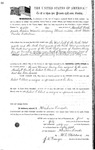 021191, US Land Patent, T29S, R17E, Robert G. Flint, Marshall Smith, July 1, 1861, and BLM Land Patent Detail Sheet