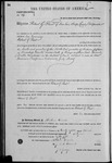 000084, US Land Patent, T29S, R18E, Robert G. Flint, Mar. 28, 1861, and BLM Land Patent Detail Sheet