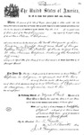 000518, US Land Patent, T29S, R18E, William S. Chapman, Aug. 25, 1869, and BLM Land Patent Detail Sheet