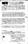 069979, US Land Patent, T29S, R18E, Joel Giles, James McCarville, Jonas Wyeth, Jan. 20, 1870, and BLM Land Patent Detail Sheet