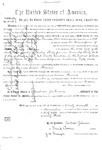 000184c, US Land Patent, T30S, R12E, Susan Raume, Nov. 27, 1868, and BLM Land Patent Detail Sheet
