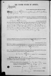 001676, US Land Patent, T30S, R12E, Charles H. Johnson, Nov. 10, 1868, and BLM Land Patent Detail Sheet