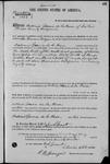 001926, US Land Patent, T30S, R12E, Antonio Garcia Delarosa, May 2, 1870, and BLM Land Patent Detail Sheet