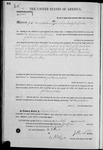 002382, US Land Patent, T30S, R12E, Jose Maria Oruno, Nov. 20, 1871, and BLM Land Patent Detail Sheet