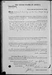 002544, US Land Patent, T30S, R12E, Andrew J. Downing, Sept. 10, 1870, and BLM Land Patent Detail Sheet