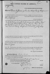 000093, US Land Patent, T30S, R17E, Drura W. James, Mar. 28, 1861, and BLM Land Patent Detail Sheet