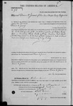 000094, US Land Patent, T30S, R17E, Drura W. James, Mar. 28, 1861, and BLM Land Patent Detail Sheet