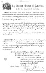 001131, US Land Patent, T30S, R17E, August Hemme, Nov. 1, 1870, and BLM Land Patent Detail Sheet