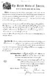 001133, US Land Patent, T30S, R17E, August Hemme, Nov. 1, 1870, and BLM Land Patent Detail Sheet