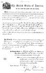 001137, US Land Patent, T30S, R17E, August Hemme, Nov. 1, 1870, and BLM Land Patent Detail Sheet
