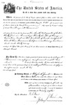 001140, US Land Patent, T30S, R17E, August Hemme, Nov. 1, 1870, and BLM Land Patent Detail Sheet