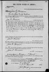 001755, US Land Patent, T30S, R17E, John D. Thompson, Sept. 20, 1869, and BLM Land Patent Detail Sheet