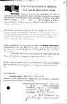 073922, US Land Patent, T30S, R17E, Drura W. James, Jesse C. Mount, July 1, 1861, and BLM Land Patent Detail Sheet
